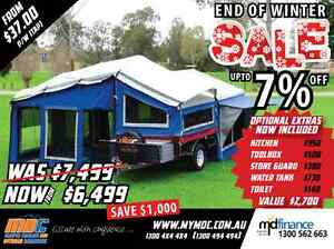 NEW MDC GALVANISED OFFROAD CAMPER TRAILER 4X4 4WD ROAD SALE Mount Louisa Townsville City Preview