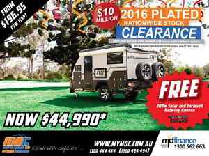 XT-12DB HYBRID OFFROAD CARAVAN Balcatta Stirling Area Preview