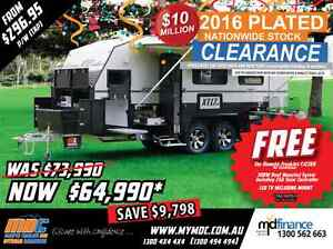MDC XT-17HRT OFFROAD CARAVAN Eungai Creek Nambucca Area Preview