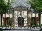 Partridge Ornamental Iron