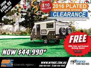 XT-12DB HYBRID OFFROAD CARAVAN Campbellfield Hume Area Preview