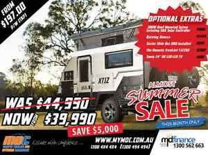 NEW MDC XT-12 OFFROAD HYBRID CARAVAN SALE - CAMPER TRAILER PARK 9 Balcatta Stirling Area Preview