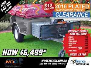 MDC - Market Direct Campers 2016 Extreme Explorer Camper Trailer Condell Park Bankstown Area Preview