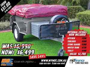 NEW EXPLORER SOFT FLOOR OFFROAD CAMPER TRAILER 4X4 4WD ROAD SALE Balcatta Stirling Area Preview