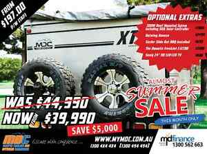 NEW MDC XT-12DB OFFROAD HYBRID CARAVAN SALE - CAMPER TRAILER PARK Mount Louisa Townsville City Preview
