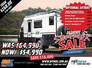 NEW MDC XT-17 OFFROAD HYBRID CARAVAN SALE - CAMPER TRAILER PARK Mount Louisa Townsville City Preview