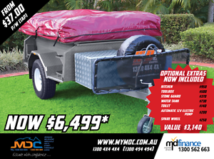 MDC - Market Direct Campers 2017 Extreme Explorer Camper Trailer Salisbury Brisbane South West Preview
