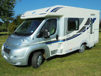 Bailey Approach 620SE 2-berth motorhome for sale