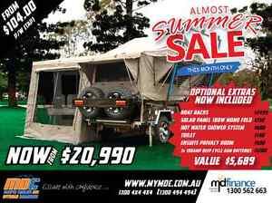 OFFROAD FORWARD FOLD HARDFLOOR CRUIZER HIGHSIDE CAMPER TRAILER Mount Louisa Townsville City Preview