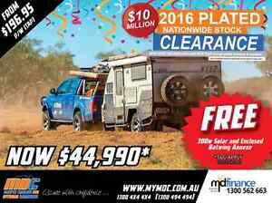 XT-12 HYBRID FULL OFFROAD CARAVAN Salisbury Brisbane South West Preview