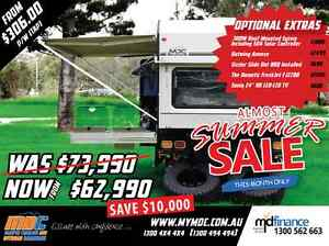 NEW MDC XT-17HRT OFFROAD CARAVAN SALE - CAMPER TRAILER PARK Salisbury Brisbane South West Preview