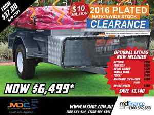 Market Direct Campers MDC OFFROAD DELUXE Eungai Creek Nambucca Area Preview