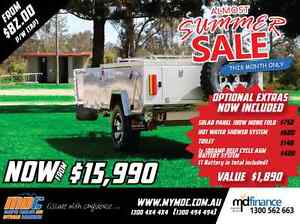 NEW OFFROAD REARFOLD HARDFLOOR CAMPER TRAILER 4X4 4WD HARD SALE Campbellfield Hume Area Preview