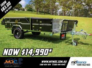 2017 MDC EXPLORER FORWARD FOLD CAMPER TRAILER Mount Louisa Townsville City Preview
