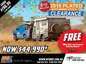 XT-12 HYBRID FULL OFFROAD CARAVAN Eungai Creek Nambucca Area Preview
