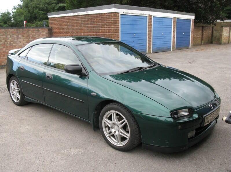 Mazda 323f v6 zxi 25l 98 for sale in poole dorset gumtree mazda 323f v6 zxi 25l 98 for sale altavistaventures Images