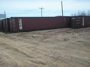OFFERING: USED SHIPPING CONTAINERS / SEA CONTAINERS