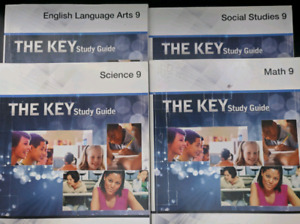 The Key Grade 9 | Great Deals on Books, Used Textbooks