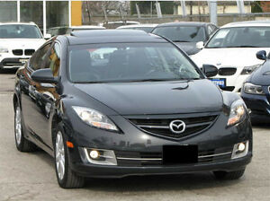2012 Mazda Mazda6 TECHNOLOGY PKG**NAVI/ROOF/LEATHER/HEATED SEATS