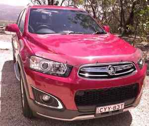 2015 Holden Captiva Wagon **12 MONTH WARRANTY** Moorebank Liverpool Area Preview