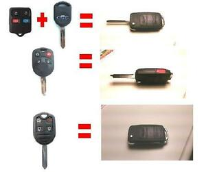 Ford Remote Flip Key Mod