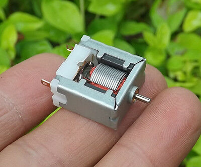 5 Miniature Motors 020 Small Motors Square Motor Dc5v 15000rpm Toy Motor Diy
