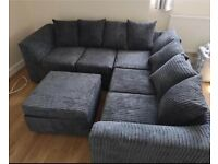 BRAND NEW CORNER SOFA OR 3 + 2 SEATER SET