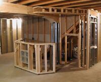 Basement Framing