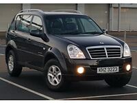 Rexton II 270 Same as Mercedes ML 270 *HPI Clear, Reliable SUV Jeep* Not BMW X5 land rover discovery
