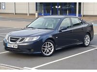 *New Shape* Saab 9-3 (93) Vector 2.0T AUTO 175 BHP, Hpi Clear, FSH like Volvo S40, mazda 6, Insignia