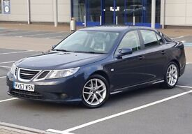 *New Shape* Saab 9-3 (93) Vector 2t AUTO 175 BHP, Hpi Clear, FSH like Ford Mondeo Vauxhall Insignia