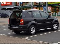 Rexton II 270 Same as Mercedes ML 270 HPI Clear, Reliable SUV Jeep like land range rover discovery