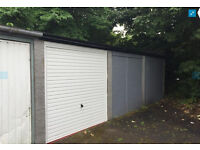 Private and secure lock up garage for rent within a quiet, accessible area