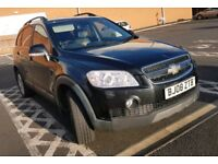 >>REDUCED £1500<<Chevrolet Captiva 08 plate 7 seater