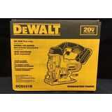 New Dewalt DCS331 20 Volt Max Lithium-Ion Cordless Jig Saw (Tool-Only)  DCS331B