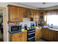 kitchen . in light oak,excellent condition, has just been carefully removed and is ready to go.