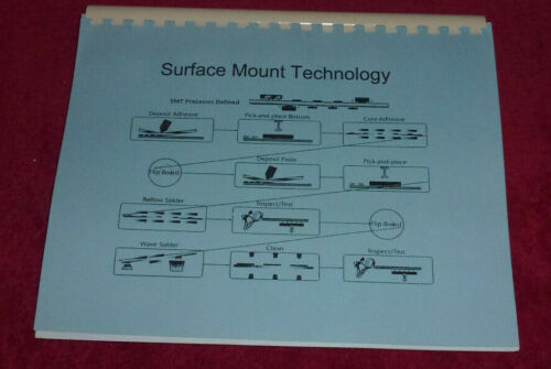 NASA Surface Mount Technology Course Book 157 page Booklet