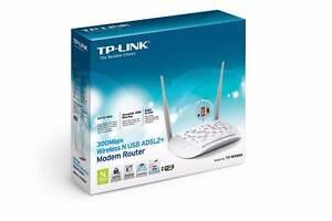 TP-LINK TD-W8968 300Mbps Wireless N ADSL2+ WiFi 3G Modem Router Brisbane City Brisbane North West Preview