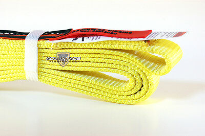 Nylon Lifting Sling - Endless - 1 X 4 - 1 Ply