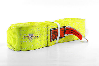 Ee2-903-12 Nylon Lifting Sling Strap 3 Inch 2 Ply 12 Foot Feet Length