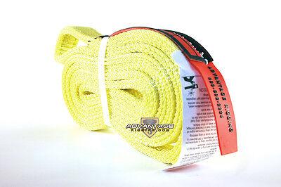Nylon Lifting Sling - Endless - 1 X 4 - 2 Ply