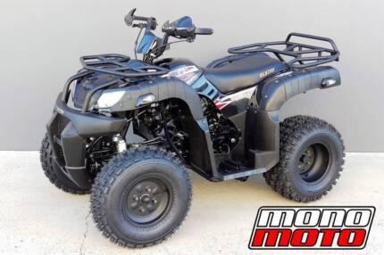 ELSTAR TANK NEW 250cc SEMI-AUTO 5-SPEED FARM ATV QUAD