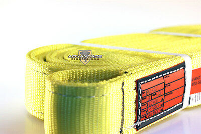Nylon Lifting Sling - Endless - 2 X 12 - 2 Ply