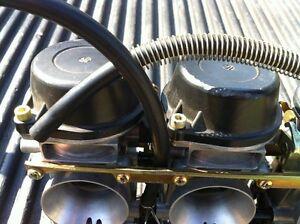 GSXR1100 40mm VERY RARE CARBURETORS FROM 93-97 Windsor Region Ontario image 6