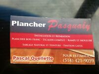 Plancher  Pasqualy