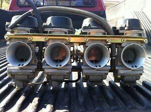 GSXR1100 40mm VERY RARE CARBURETORS FROM 93-97 Windsor Region Ontario image 5