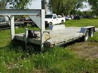 2000 jdj fith wheel trailer NEW price or trade