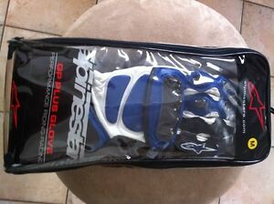 ALPINESTARS GP PLUS GLOVES NEW SIZE M Windsor Region Ontario image 9