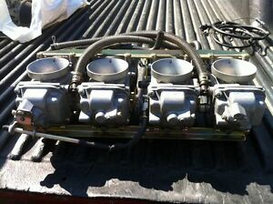 RARE GSXR750 38mm CARBURETORS Windsor Region Ontario image 7