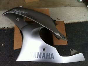 YAMAHA R6 06-07 PARTING OUT IN SILVER Windsor Region Ontario image 5